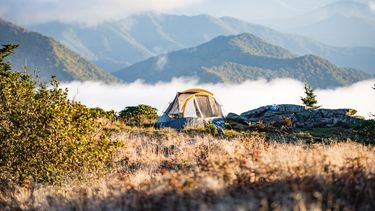 vakantie kamperen in de natuur
