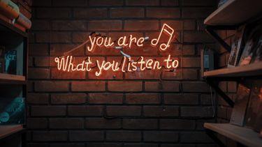 muzieksmaak manier waarop je denkt