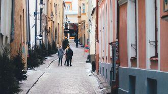 Scandinaviërs die winter omarmen