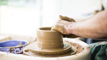 Afbeelding van pottenbakken