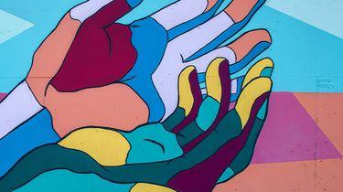 handen die helpen