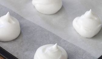 vegan meringues