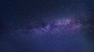 sterrenhemel voor weekhoroscoop