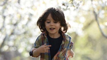 actief kind als voorbeeld van actieve kinderen