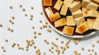 Soja en tofu