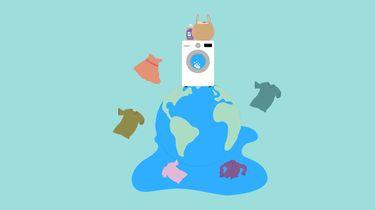 microvezels kleding slecht voor milieu