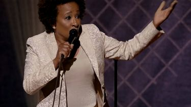 Screenshot uit Not Normal van Wanda Sykes op Netflix