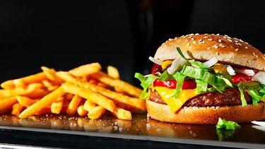 McPlant vegetarische burger Mcdonalds