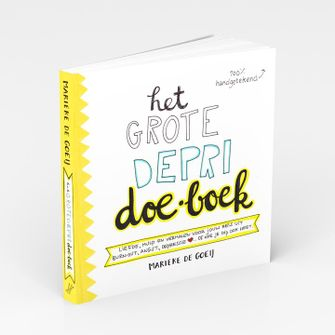 Het grote depri doe-boek
