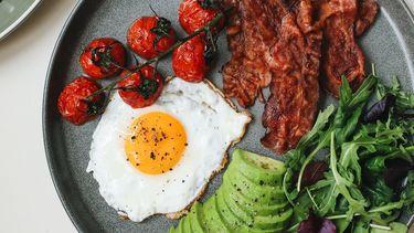 Ontbijt met bacan