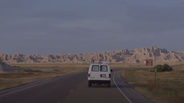 scène uit Nomadland