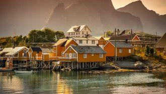 natuurhuisje in Noorwegen