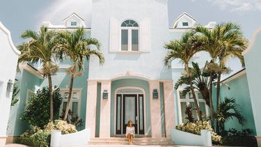 grote witte villa