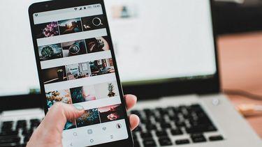 opscheppen op social media