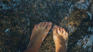 voordelen blote voeten lopen