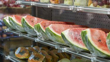 plastic verpakt fruit