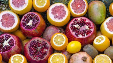 bespoten groenten en fruit